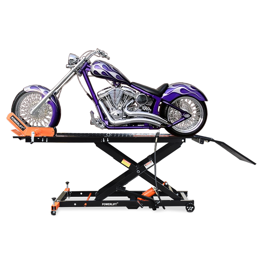 Motorcycle Lift Table - Air/ Hydraulic
