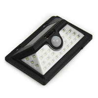 Solar Sensor Wall Light | 32 LED