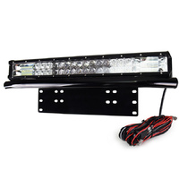 "23"" Light Bar - 70 LED Complete Kit with Fog Lamp + Wiring Kit"