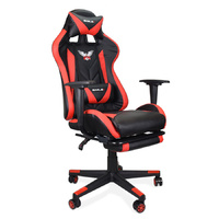 EagleX Racing Gaming Chair | Red / Black