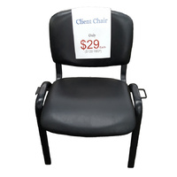 Stackable Client chair