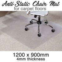 CHAIR MAT 1200mm x 900mm x 4mm