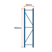 Longspan Racking Frame - 1800mm x 450mm