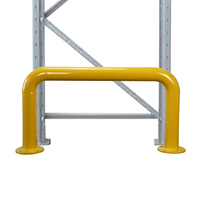 Racking Bay Protector - Single Bay Barrier