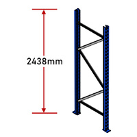 Pallet Racking Frame - 2438mm