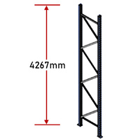 Pallet Racking Frame - 4267mm