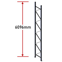Pallet Racking Frame - 6096mm