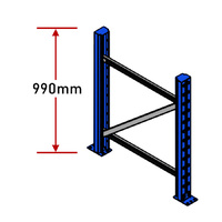 Pallet Racking Frame - 990mm