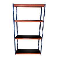 Boltless Shelving Unit - HD - 1980 x 1200mm x 400mm