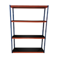 Boltless Shelving Unit - HD - 1980 x 1500mm x 400mm
