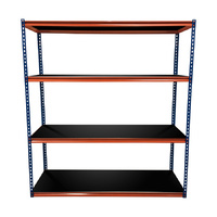 Boltless Shelving Unit - HD - 1980 x 1800mm x 600mm