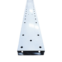 Standard Cantilever UPRIGHT COLLUMN - 2500mm High - Galvanised