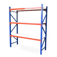 Longspan - Steel Shelves - Starter Bay
