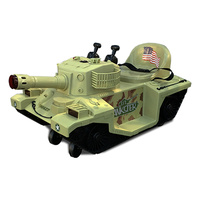 Kids Ride on TANK - Children Toy 6v Battery Motorised NEW Action Electric Motor