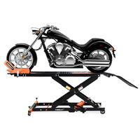Motorcycle Lift Table - Hydraulic