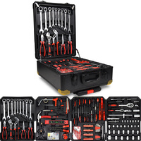 Tool Kit with RATCHET WRENCHES - Complete 960pc Set