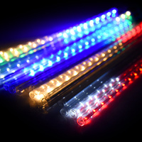 LED Meteor Lights | RGB (20 Tube / 720x LEDs)