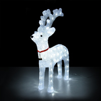 60cm Christmas Reindeer | 72 LED