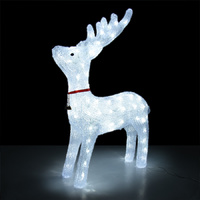 70cm Christmas Reindeer | 96 LED