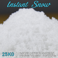 25Kg Instant Artificial Snow