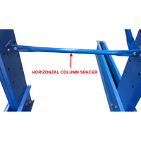 HORIZONTAL BRACE - Creates 1500mm wide Cantilever bay